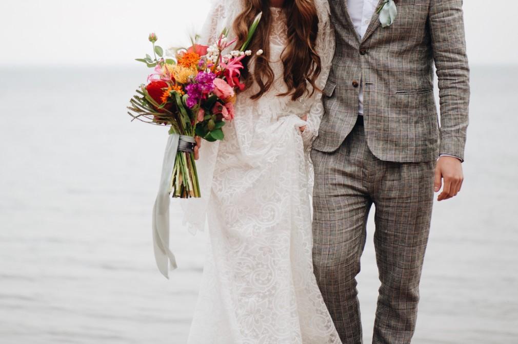 mariage costume marié